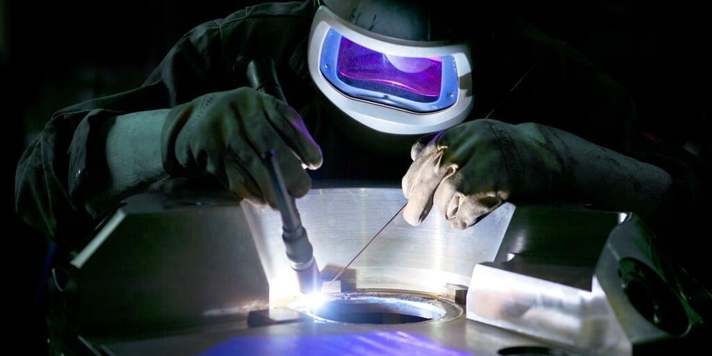 metal fabrication welding