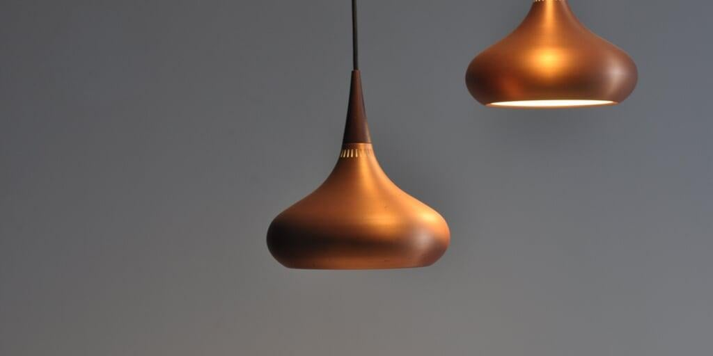 metal spinning light shades