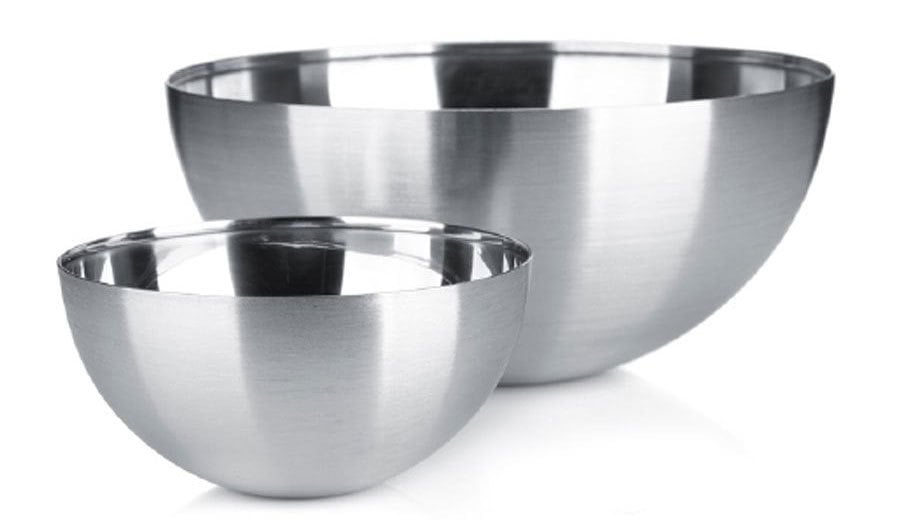 stainless steeling spinning bowl